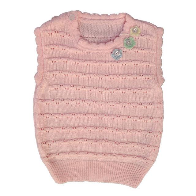 пуловер без ръкави