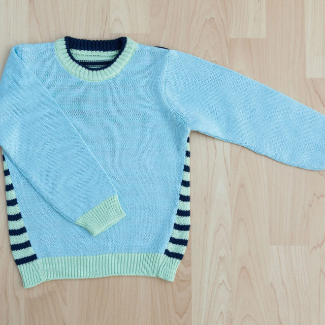 Пуловер раета