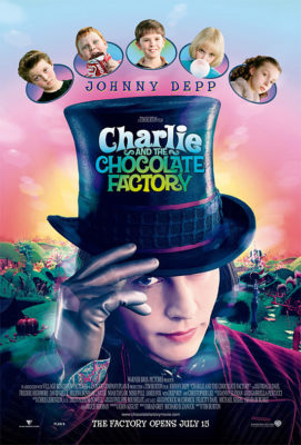 Чарли и шоколадовата фабрика