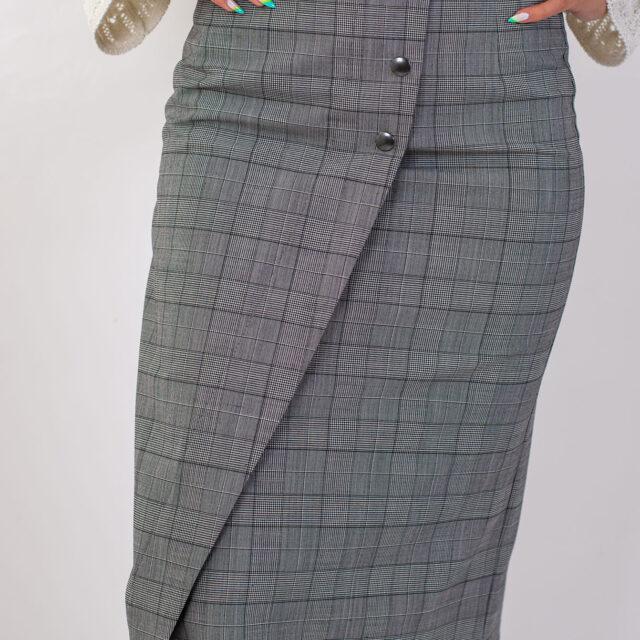 Асиметрична пола с висока талия-02